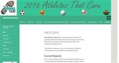 Preview of 2016athletesthatcare.org